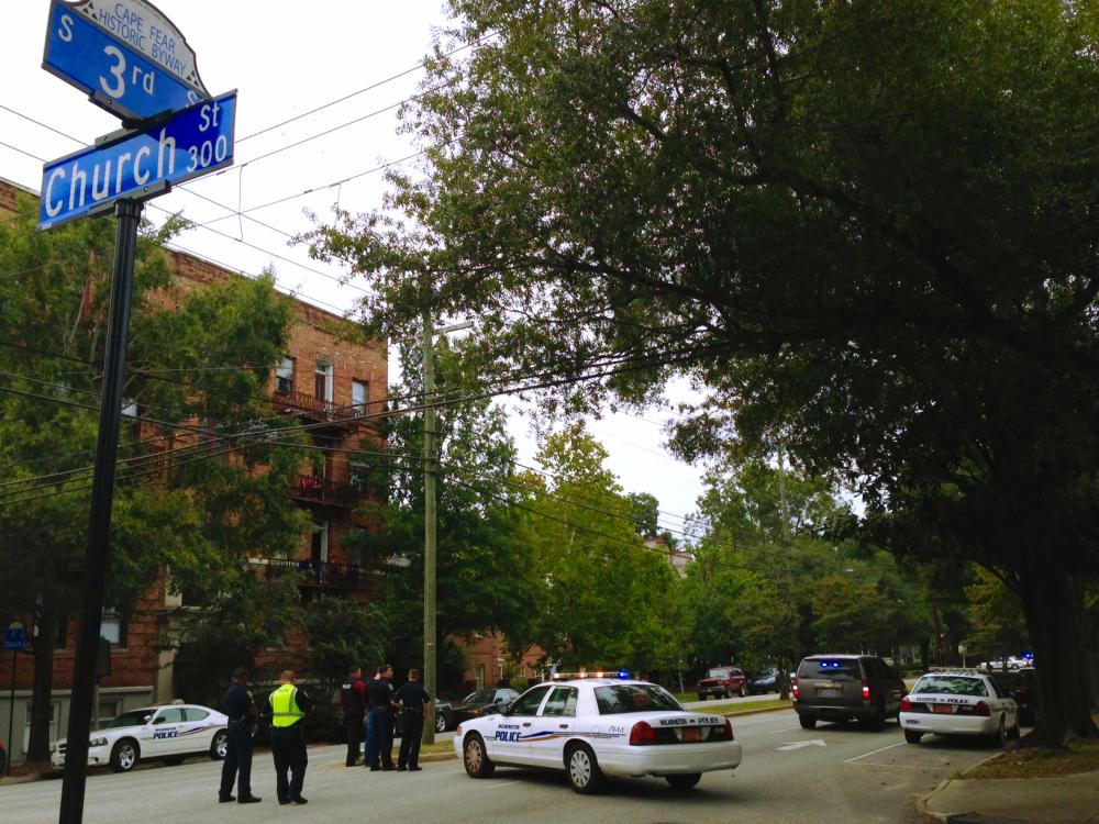 Police on the scene_Fotor
