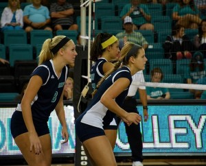 UNCW opens their home schedule on Friday. Photo courtesy- UNCW Athletics