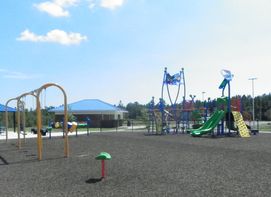 Waccamaw Park is now open to the public. The newly renovated park induces