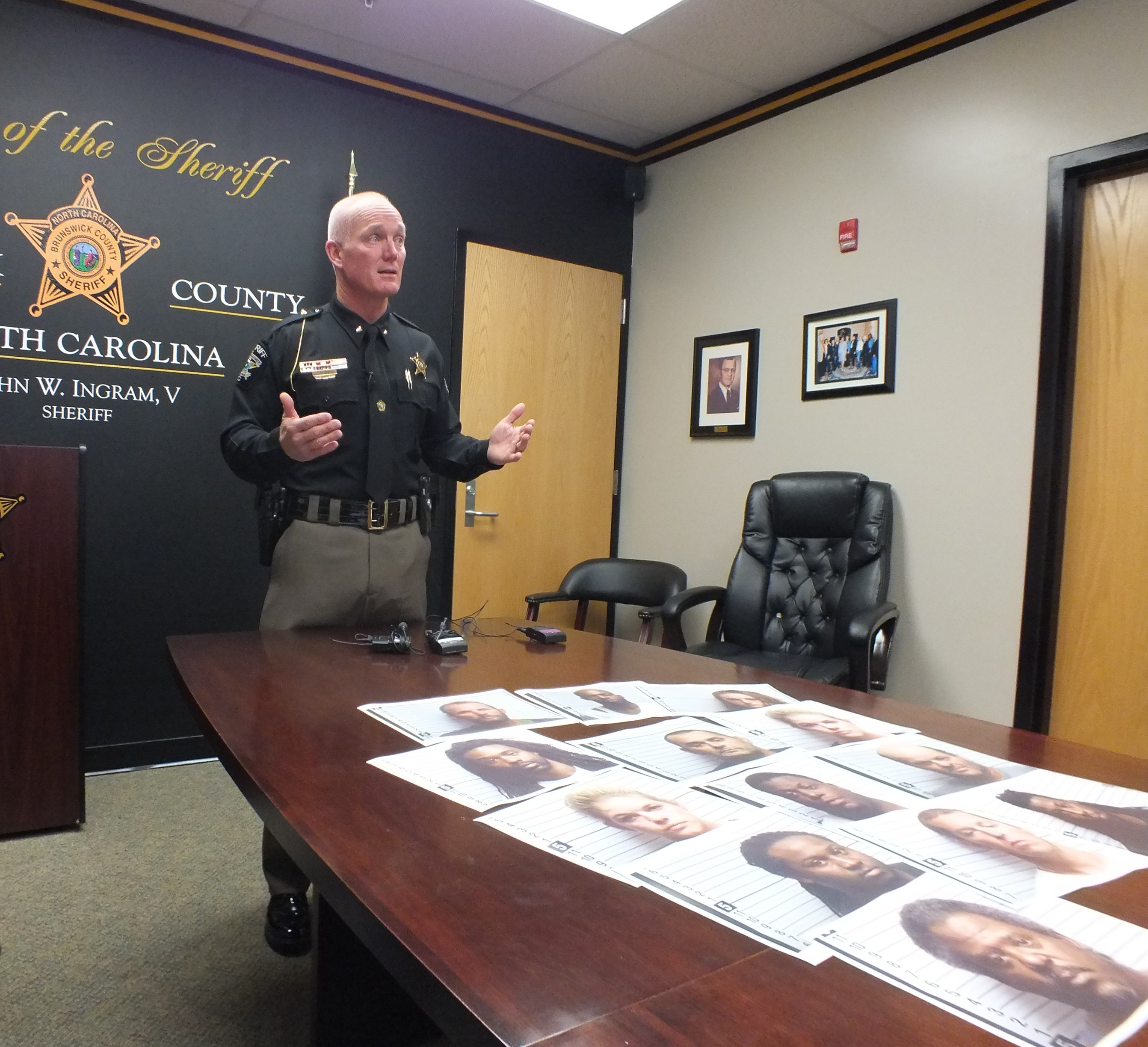 Operation You're Next' aims to round up Brunswick County