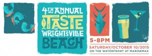 4th Annual Taste of Wrightsville Beach