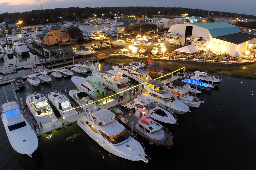 The fifth annual YachtVenture will bring in boats larger than 45 feet in length for guests to tour this Saturday. Courtesy photo.