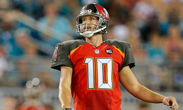 Connor Barth released by Tampa Bay Buccaneers   Port City Daily