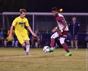 UNCW looks to get back in the win column on Saturday. Photo courtesy- UNCW Sports