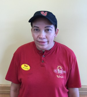 Wilmington resident Marcelina Ramirez will compete in Bojangles' biscuit-finals on Nov. 17. Courtesy photo.