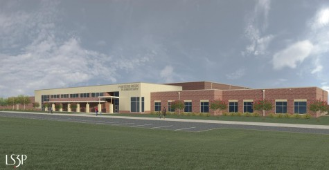 A groundbreaking ceremony for the area's newest school, Porters Neck Elementary, is set for later this month. Image courtesy New Hanover County Schools.