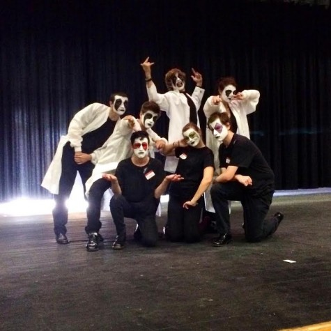 Laney's theater department was also a big winner at the state festival. Both Hoggard and Laney advanced to the state level after earning approximately a dozen awards each at the regional competition.