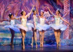 Wilmington Dance Company's full-scale production of 'The Nutcracker' comes to CFCC's performing arts center this weekend.