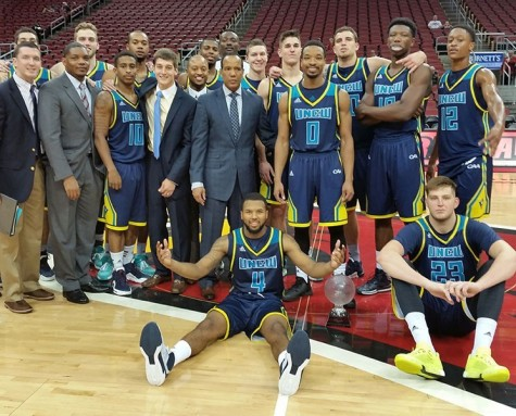 UNCW improved to 7-3 overall. Photo courtesy- UNCW sports