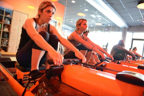 Exercise franchise Orangetheory Fitness is offering an advanced discount membership rate ahead of its May opening date. Courtesy photo.