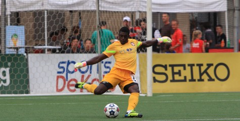 Eric Ati was added to the 2016 roster this week. Photo courtesy- Wilmington Hammerheads FC