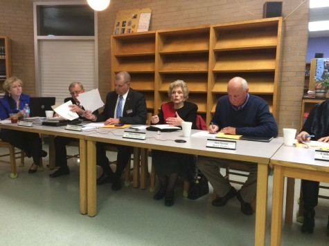 Brunswick County school board members expressed a need for unity moving forward in their pursuit of placing a $153 million bond referendum on November's ballot. Photo by Hilary Snow.