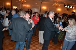 """The annual """"Denim and Diamonds"""" ball features a country-western flair, all to raise funds for a charity in Brunswick County. Photo courtesy of the Brunswick Sheriff's Charitable Foundation."""