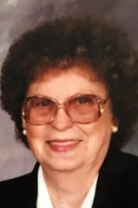 Doris Pickett Farrow.
