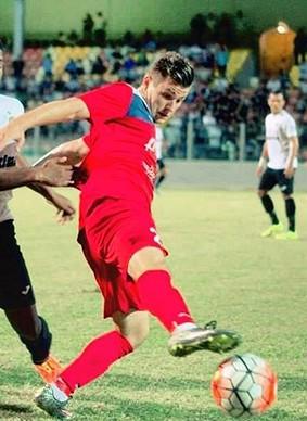 Austin Matz. Photo courtesy- Wilmington Hammerheads FC.