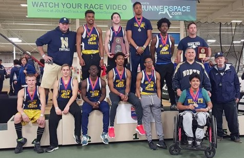 The North Brunswick track team continued its reign on Saturday. Photos courtesy- Larry Brock.