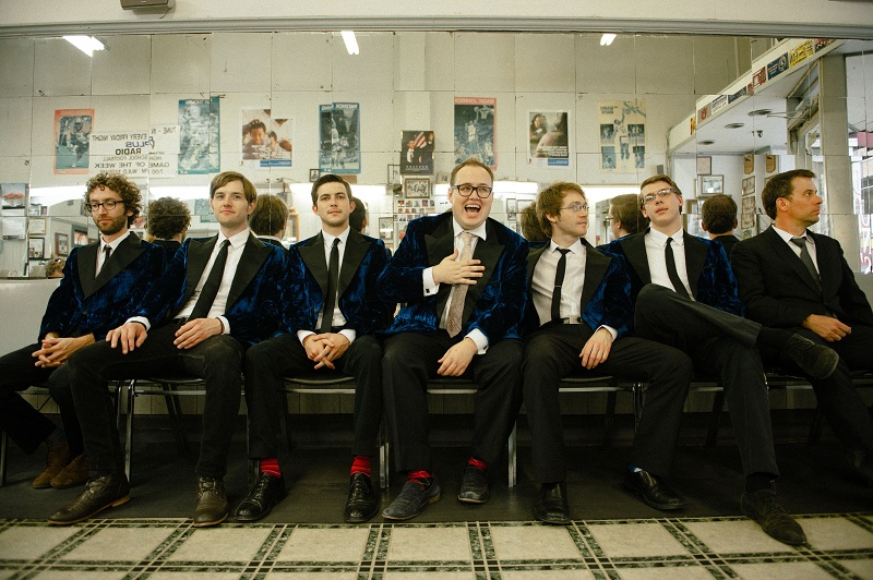 St. Paul and the Broken Bones bring their brand of Alabama soul to Wilmington in May. Courtesy photo.