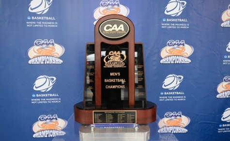 The Wilmington area is scheduled to host three CAA Championships in 2016-2017.