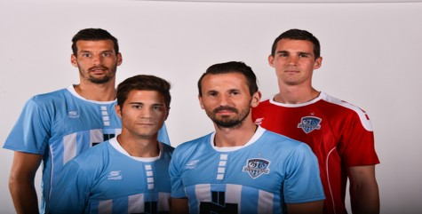 Wilmington opens its home schedule on Friday, April 1. Photo courtesy- Wilmington Hammerheads FC.