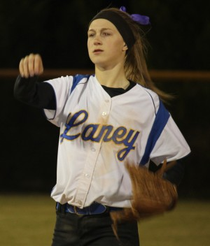 Laney grabbed its second win in as many days on Tuesday.
