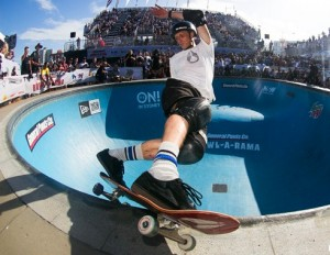 Pro skater Tony Hawks charitable foundation has awarded a grant to help get work started on a planned skate park in Ogden. Image courtesy tonyhawk.com.