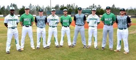 West Brunswicks senior class. Photo courtesy- West Brunswick baseball.