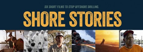 """""""Shore Stories"""" - a series of six films on the fight against offshore oil and gas drilling in North Carolina. Courtesy photo."""