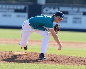 Alex Royalty is poised to be the number one starter this season. Photo courtesy- UNCW sports
