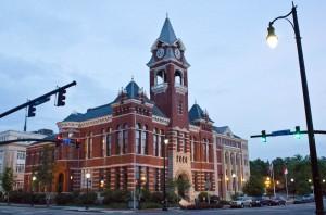 New Hanover County Historic Courthouse. Photo by Hannah Leyva.