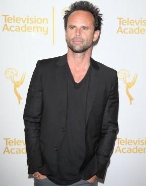 Actor Walton Goggins has replaced Joe Manganiello as Six lead Rip Taggart. Filming for the locally shot show will resume by the end of the week. Courtesy photo.