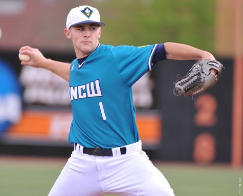 UNCW looks to get back in the win column at home on Friday. Photo courtesy- UNCW Athletics