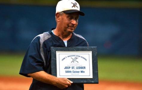 Coach Jeep St. Ledger. Photos courtesy- Michael Gans