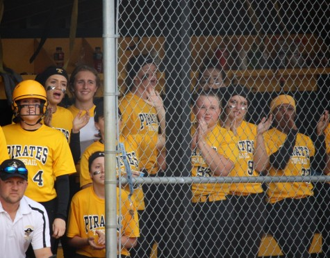 The Topsail softball team is one win away from clinching the 3A East Regional Crown.