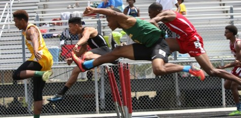 Local athletes were well represented at this years state meet. Photo courtesy- Rodney Williams.