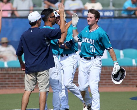 UNCW looks to bounce back against UNC this week. Photo courtesy- UNCW Athletics
