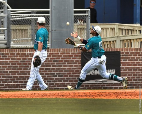 UNCW has been nearly unbeatable on their home field this season. Photo courtesy- UNCW Athletics.