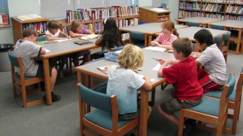 Winter Park Elementary is one of 11 New Hanover County schools that will open library doors to students this summer. Courtesy photo.