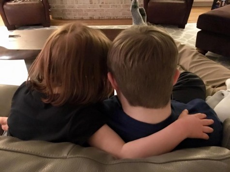 Considering that the siblings are best friends, mother Amy Wright said she wasn't surprised by Beau's request to put Bitty's name under lights.