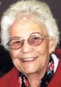 Annie Mildred Clark Burleson
