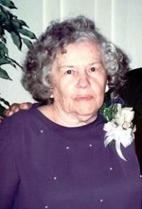 Daisy Irene Benton Walker