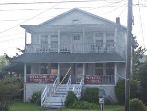 The Welcome Inn in Carolina Beach. Photo by Hannah Leyva.