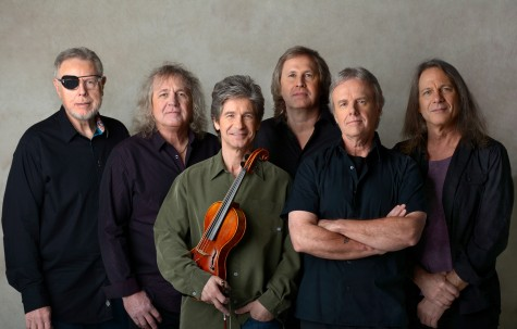 Kansas will perform hits like 'Dust in the Wind' during its local concert in October.