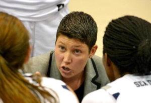 Lori Drake returns to CFCC after a one-year hiatus. Photo courtesy- CFCC Athletics.