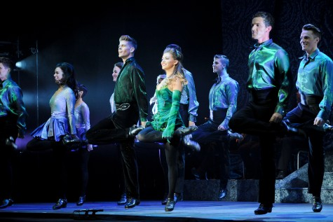 Irish sensation 'Riverdance' comes to Wilmington in February as part of its 20th anniversary tour. Courtesy photos.