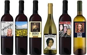 Six unsolved case bottles