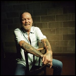 Rock 'n' Roll Hall of Fame inductee Gregg Allman