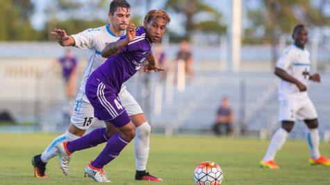 Wilmington grabbed a 2-2 draw in Orlando on Sunday. Photo courtesy- Orlando City B