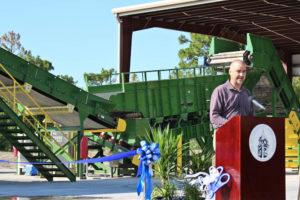 New Hanover County Director of Environmental Management Joe Suleyman. Photo by Hannah Leyva.