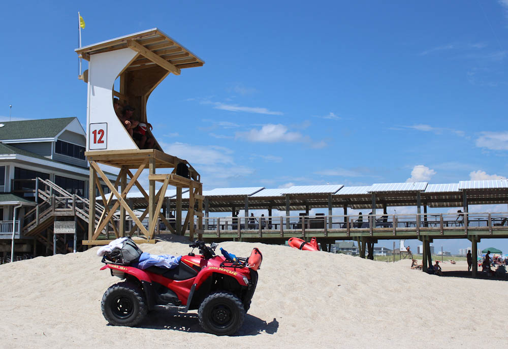 Currently, options to get to Wrightsville Beach are limited to private transportation (Port City Daily photo/FILE)