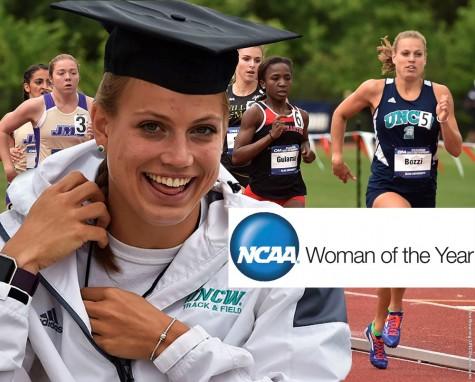Meredith Bozzi. Photo courtesy- UNCW Athletics